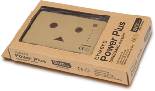 cheero Power Plus DANBOARD version.3