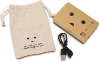cheero Power Plus DANBOARD version.4